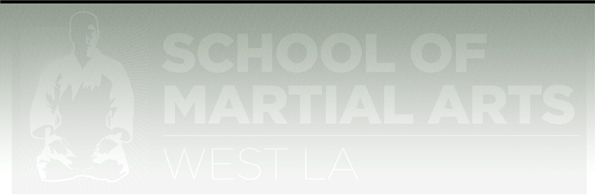 School of Martial Arts background