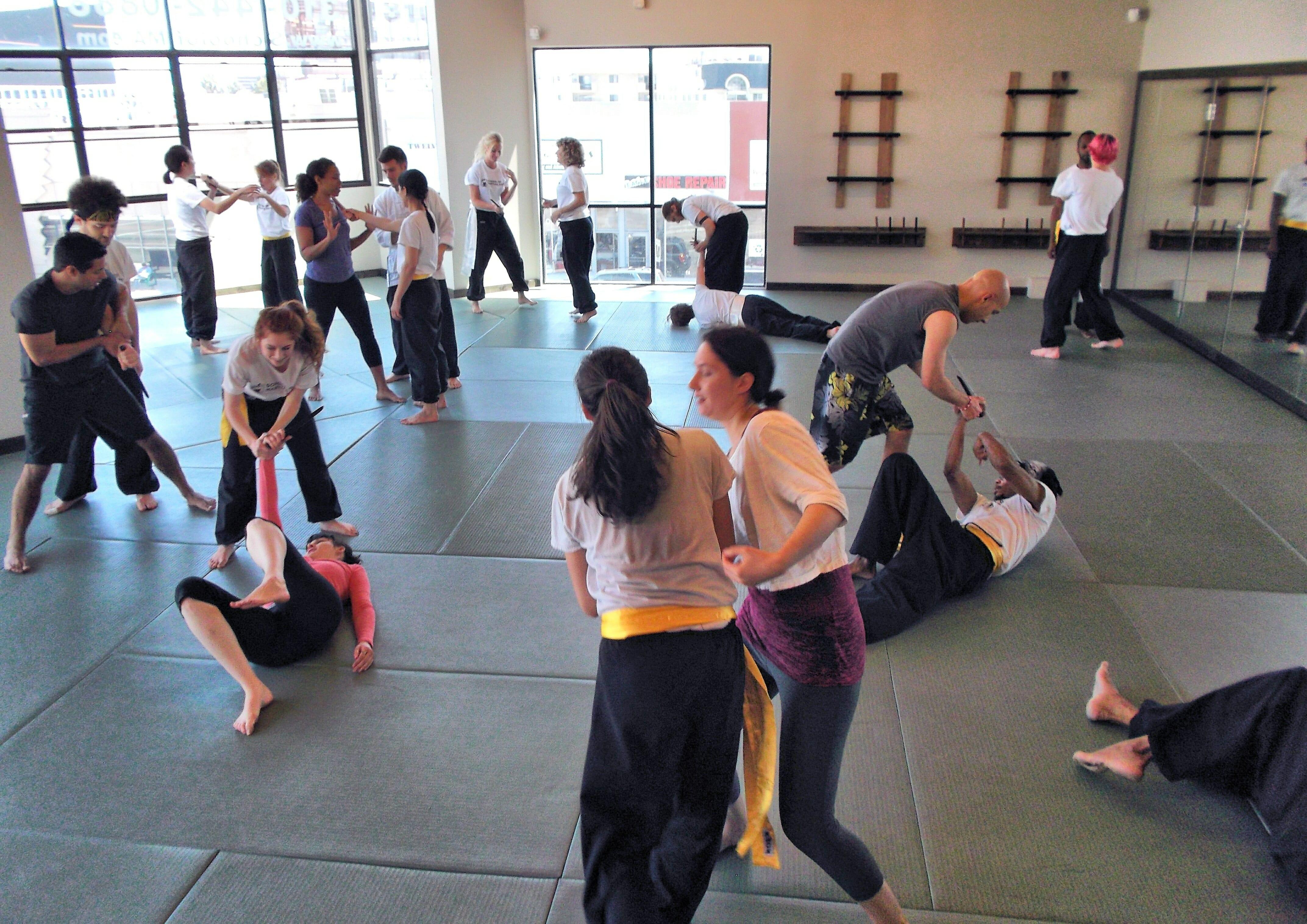 Kung Fu School of Martial Arts Los Angeles