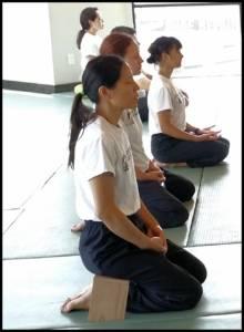 Freedom Martial Arts Meditation