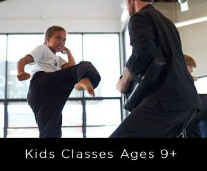 Kids Martial Arts Classes Ages 9+