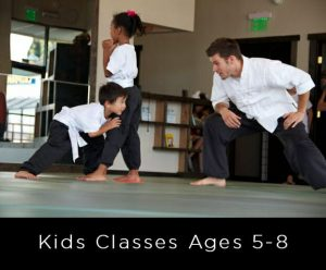Kids Martial Arts Classes Aged 5-8