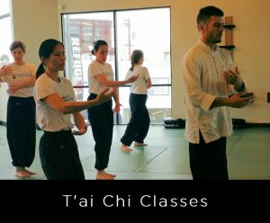 Learn T'ai Chi in Los Angeles