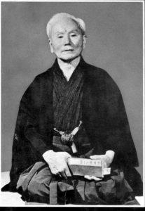 Funakoshi - martial arts after 50