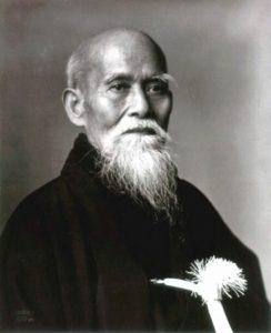 Ueshiba - martial arts after 50