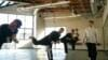 Back kick Martial Arts Los Angeles