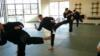 Side kick Martial Arts West Los Angeles