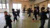 Jr Wushu test