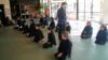 Wushu kids test