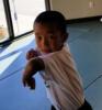 Jr Wushu elbow strike