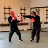 sparring hook