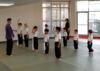 first jr wushu class