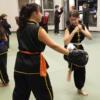 front kick martial arts